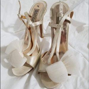 Original bagley Mischka sandals size 6.5